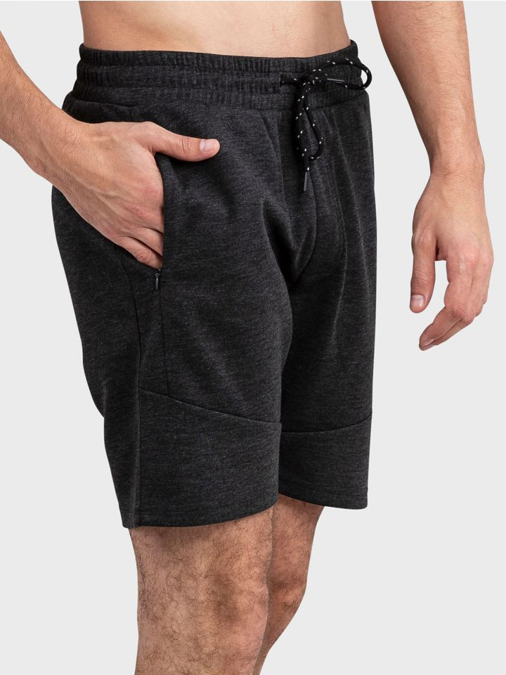 מכנסי בד קצרים ZIPS SHORTS