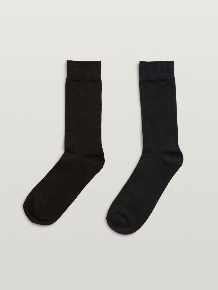 2 זוגות גרביים COTTON GUY