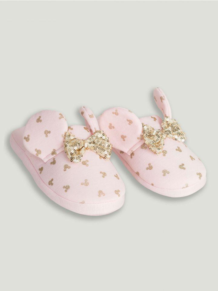 נעלי בית לילדה MINNIE SPARK