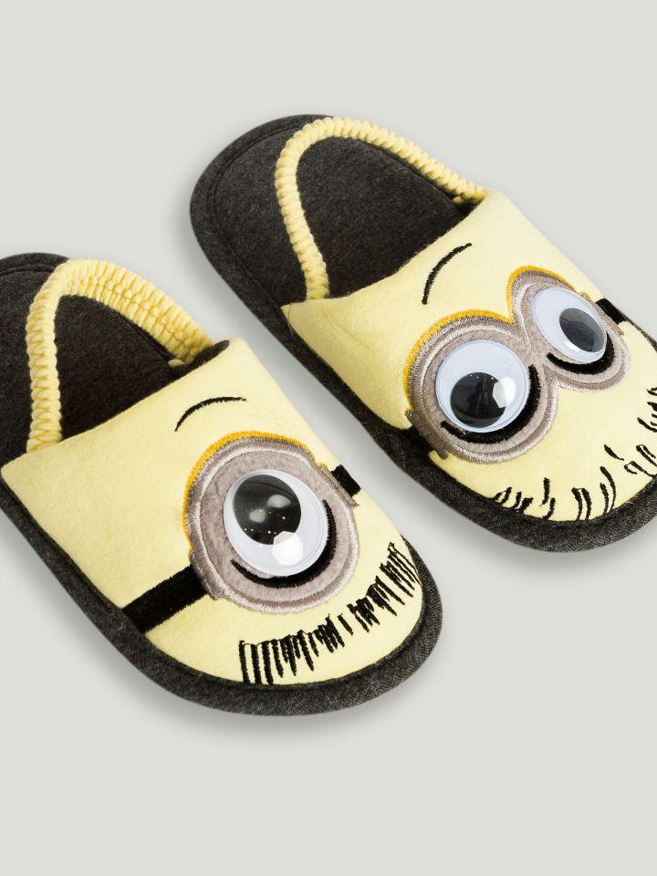 נעלי בית MINIONS SHOES