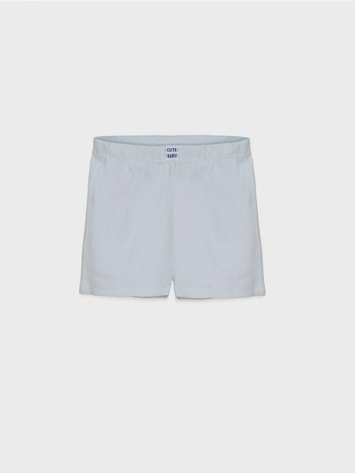 מכנסיים קצרים WAFFLE MOOD יוניסקס