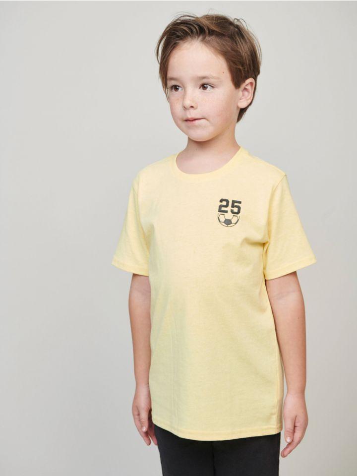 חולצה קצרה SOCCER DETAIL