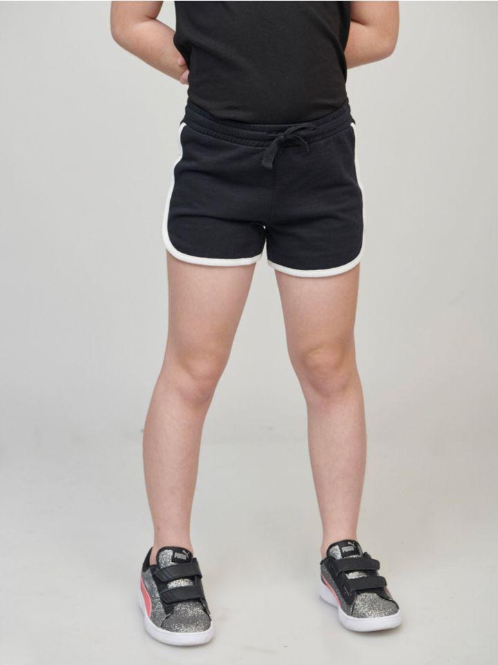 מכנסיים קצרים GROOVY SHORTS שחור