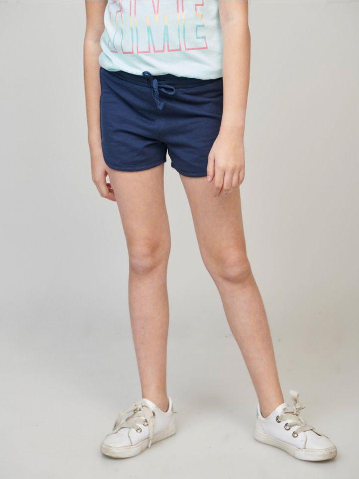 מכנסיים קצרים GROOVY SHORTS כחול