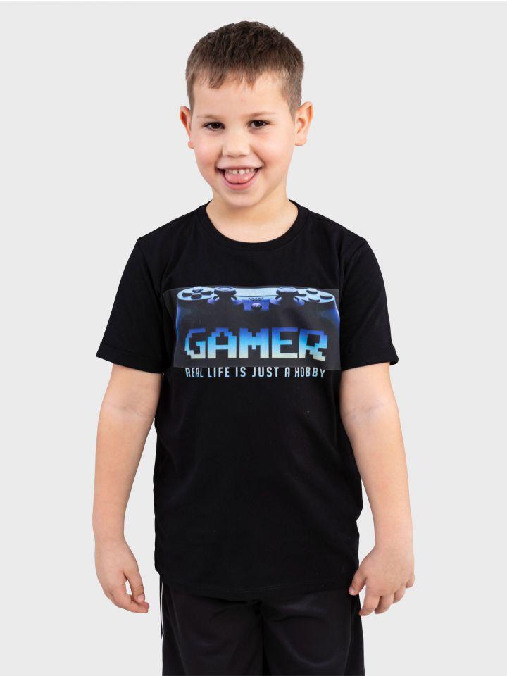 חולצה קצרה GAMER SHIRT