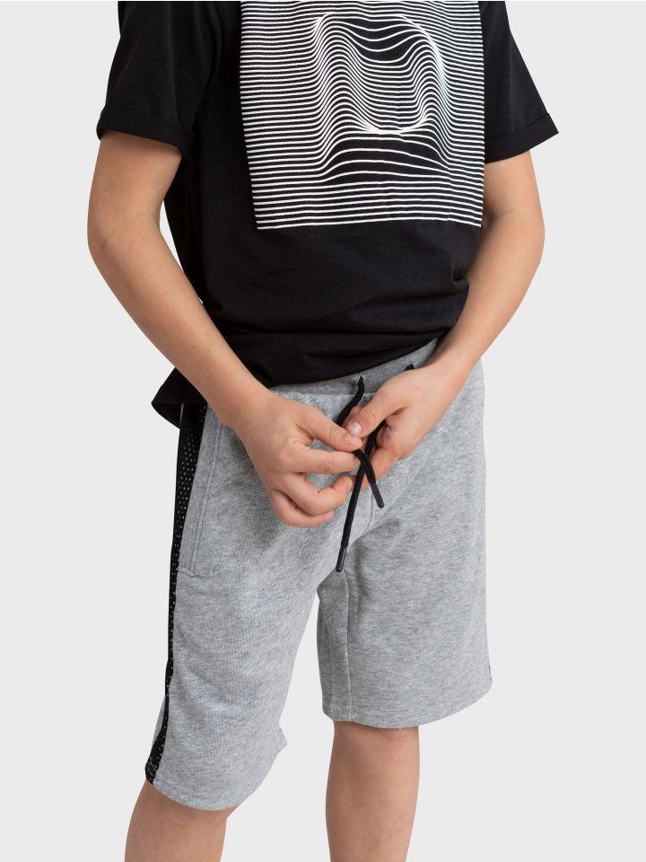 מכנסיים קצרים GRAY SHORTS