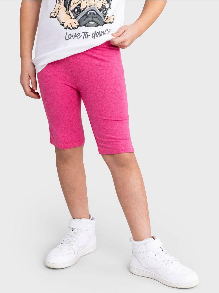 מכנסי טייץ PINK PRINCESS עד הברך