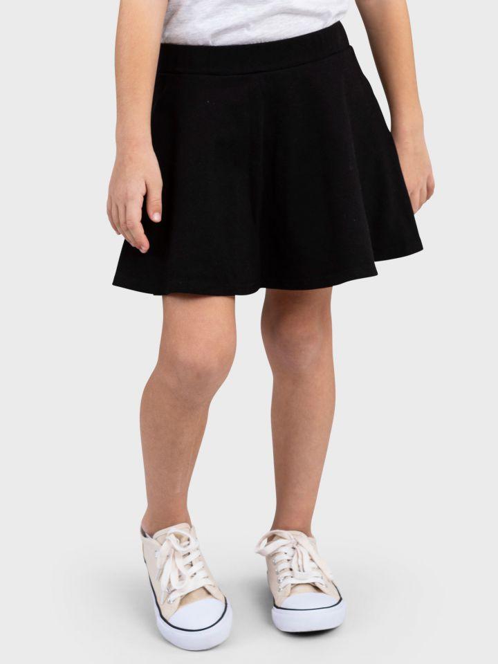 חצאית עם טייץ BLACK STYLE