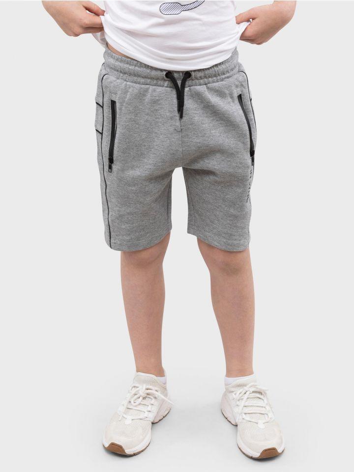 מכנסיים קצרים KNIT TOUCH