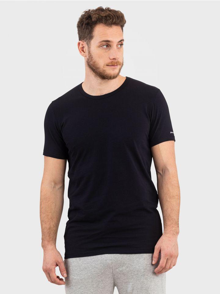 חולצת T צווארון עגול PIERRE CARDIN