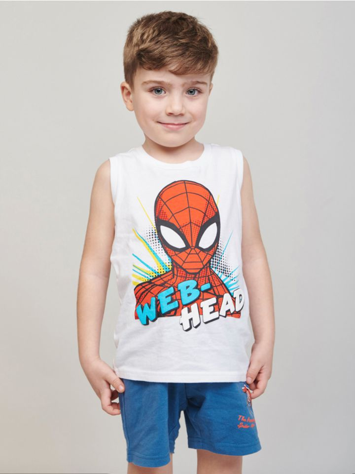 סט פיג'מה SPIDERMAN OUTFIT
