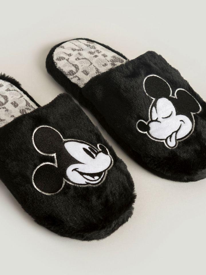 נעלי בית MICKEY FLUFFY
