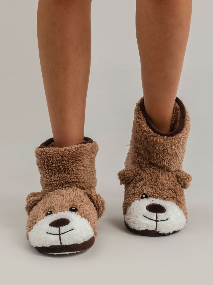מגפי בית TEDDY SHOES
