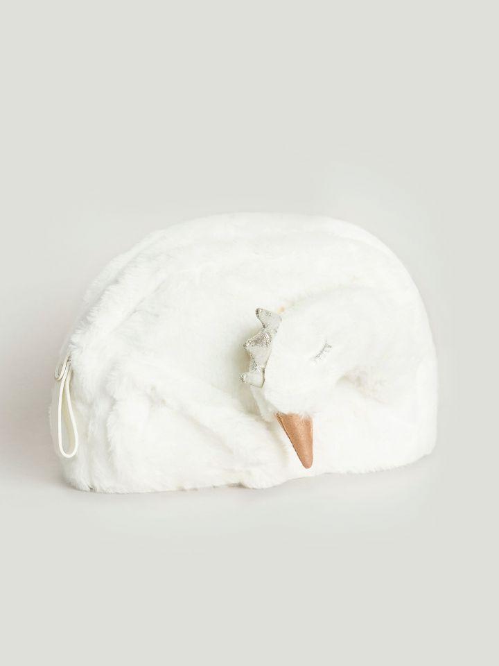 תיק רחצה WHITE SWAN