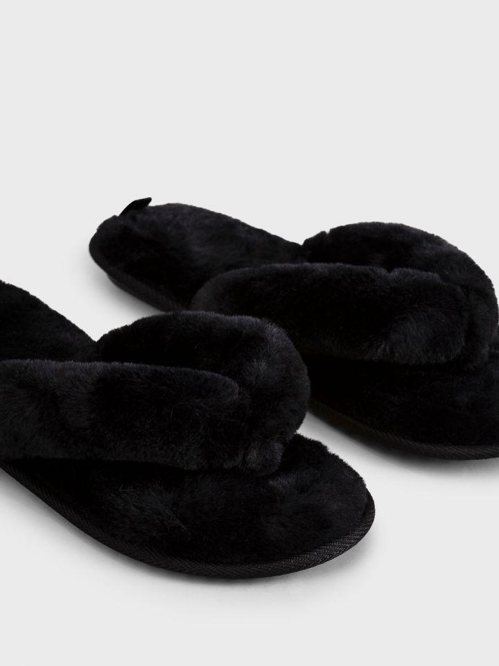 נעלי בית פרוותיות COZY MOOD