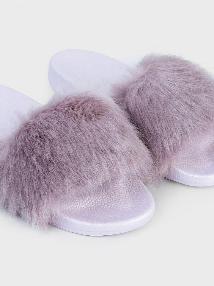 נעלי בית FLUFFY TOUCH