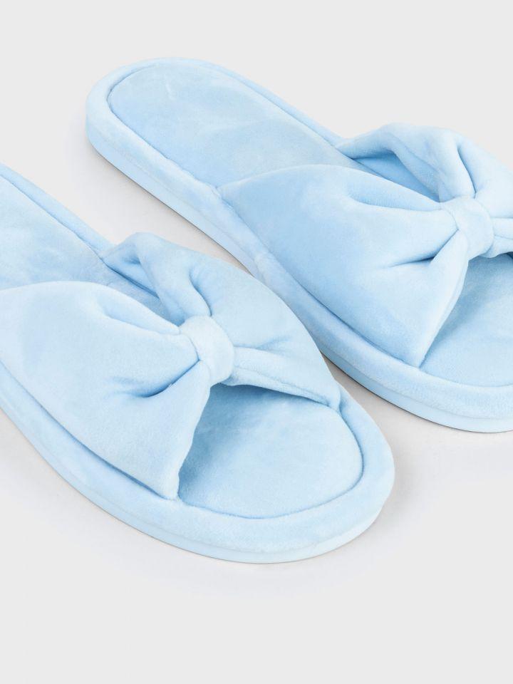נעלי בית BOW TIE