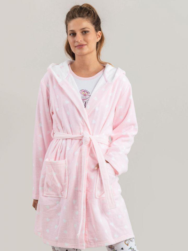 חלוק מגבת PINK LADY