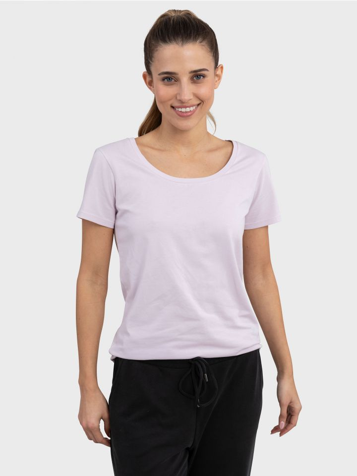 חולצה קצרה REFIBRA TECH