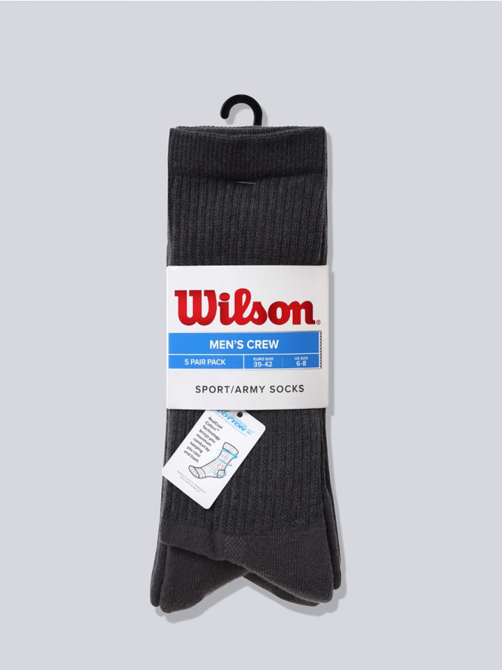 שליישית גרבי ספורט של המותג WILSON