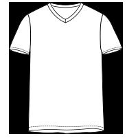 חולצה בגזרה רחבה