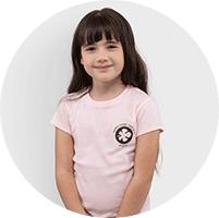 חולצות בית ספר לילדות
