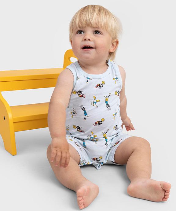 """קולקציית קיץ לתינוקות  קונים ב 500 ש""""ח משלמים רק 250 ש""""ח ללא כפל מבצעים על הדגמים המשתתפים במבצע"""